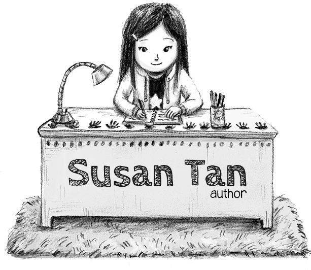 Susan Tan, Author